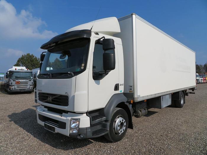 Meget god 2012 Volvo FL240 4x2 Euro 5