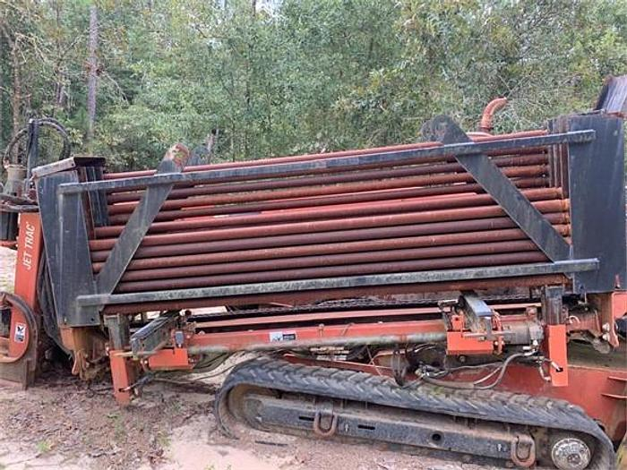 Used 2000 DITCH WITCH JT2720