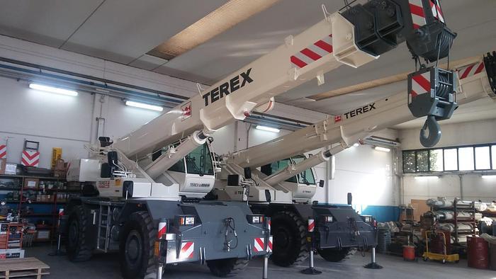 2012 Terex RC40
