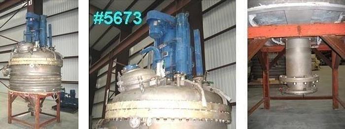Used 2.4 SQ. METER ROSENMUND FILTER/DRYER – T-316 S/S