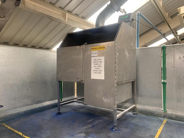 Used 2010 AVERY WEIGH-TRONIX  Weigh Station