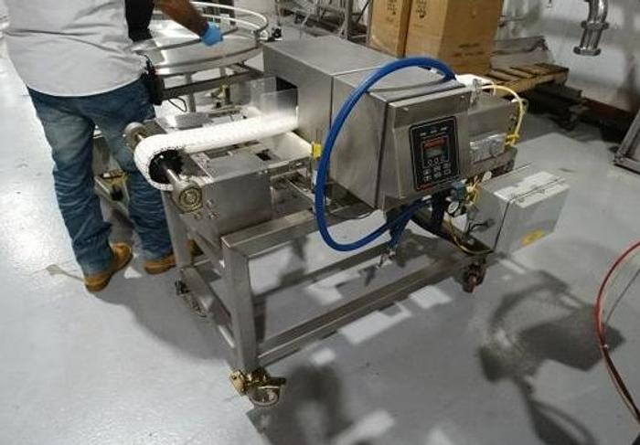 Used Thermo Ramsey Metal Scott II Metal Detector Metal Scott II