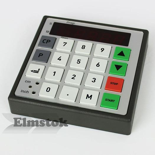 99-Program Control-Panel Keypad For Programmable IDEAL Guillotines