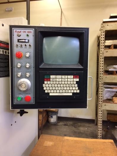 "1994 FADAL VMC 4020 W/ Exteded 28"" Z"""