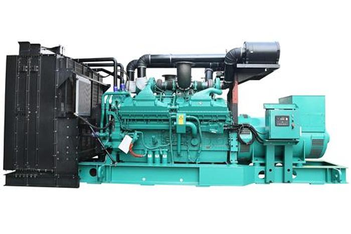 0.727 MW (727 KW) 2019 New Cummins QSK23G3 Diesel Generator