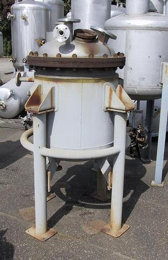 Usata Serbatoio Standard inox vessel da 200 Litri