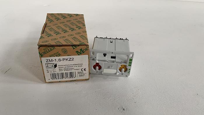 Moeller ZM-1,6-PKZ2