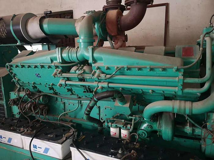 Cummins KTA50-G3 Generator set.