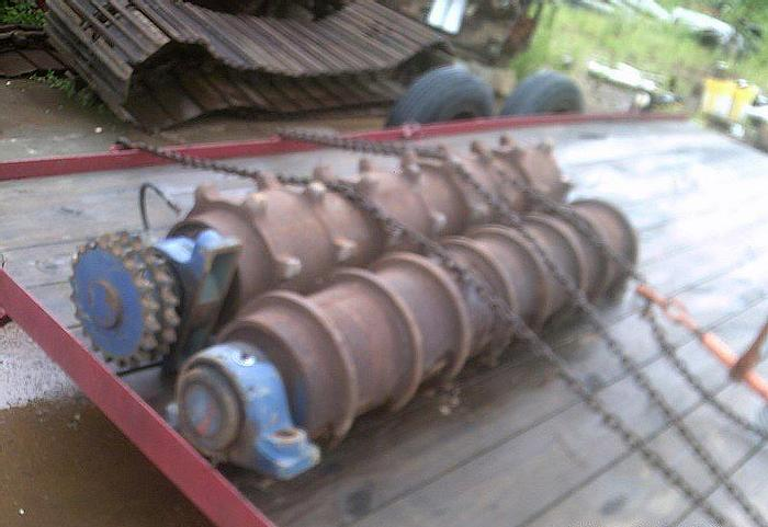 """Used 54"""" Peterson Pacific Rollers"""