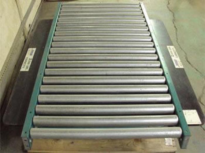 Autoquip Manual Turntable w/ ACS Conveyor
