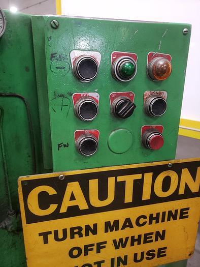 "3/8"" x 12' Wysong Mechanical Power Squaring Shear"