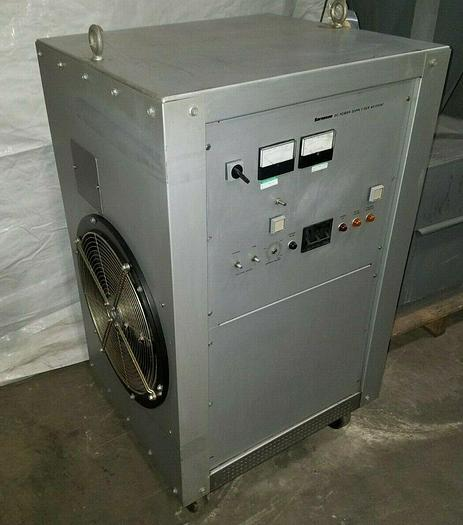 Used Sorensen DC Power Supply DCR 40 - 500A1 in Unknown Condition