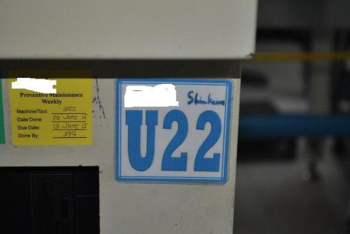 Used Shinkawa UTC-235 Wire Bonders (U22) (U21)