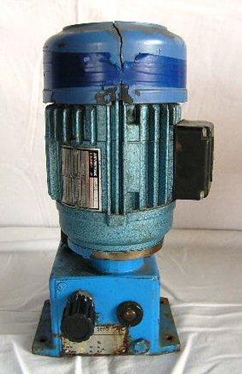 Used SERA dosing pump, type R409.1-18 E