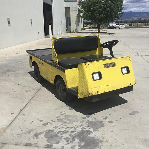 Used Ez-go Textron XI-875 Utility Cart