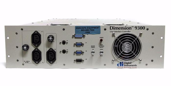 Used Veeco Digital Instruments 840-000-817 Dimension 9300 Interface Controller (5309)