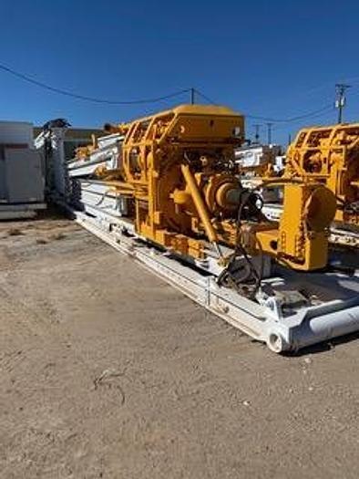Dreco 4000 E Land drilling rig