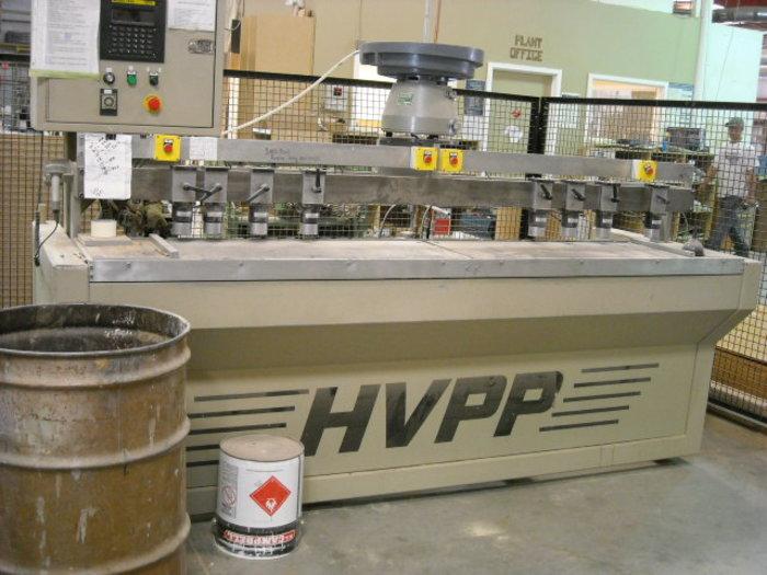 Accu-Systems HVPP CNC Dowel, Bore, Glue Inserter
