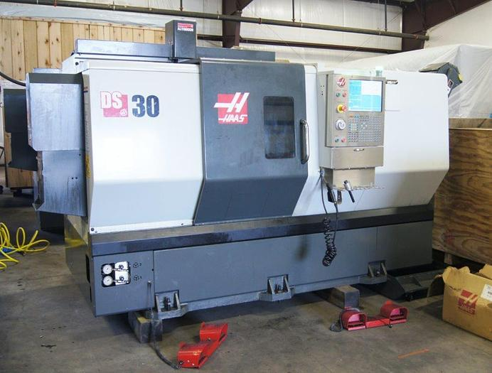 2014 Haas DS-30