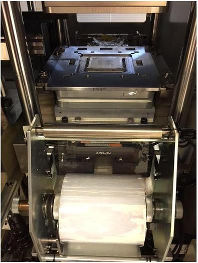 TOWA FFT1030W Compression Molding System
