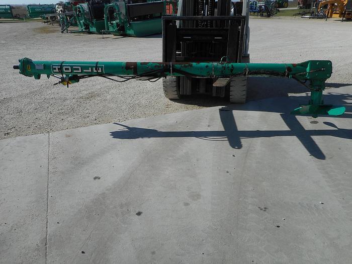 Used 2009 GEA 8' ELECTRIC AGITATOR PUMP
