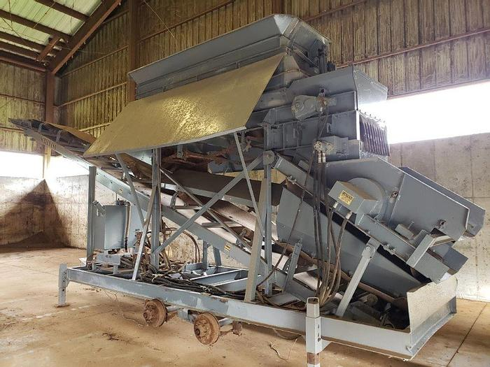 Used SCREEN USA HM35D2