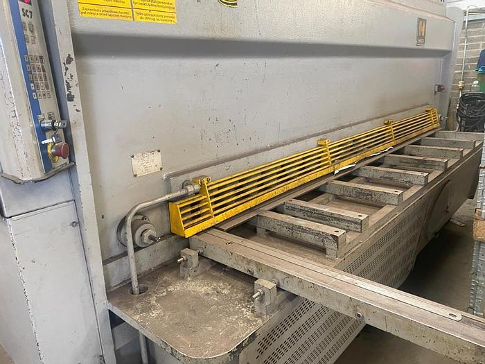 Used 2001 Haco HSLX 3013 Guillotine Shears