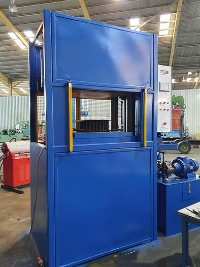 Refurbished 2020 Bradley & Turton 530ton Upstroke Hydraulic Press
