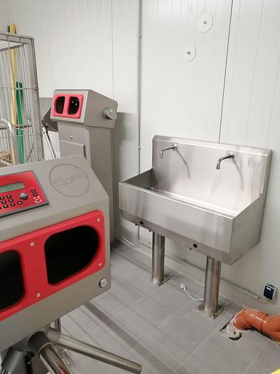 Handwaschrinne in versch. Ausführungen, NEU!