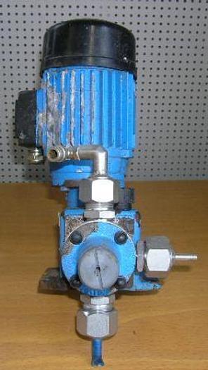 Used SERA dosing pump, type R408.1-7,5 E