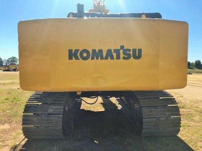 2004 KOMATSU PC600 LC-6
