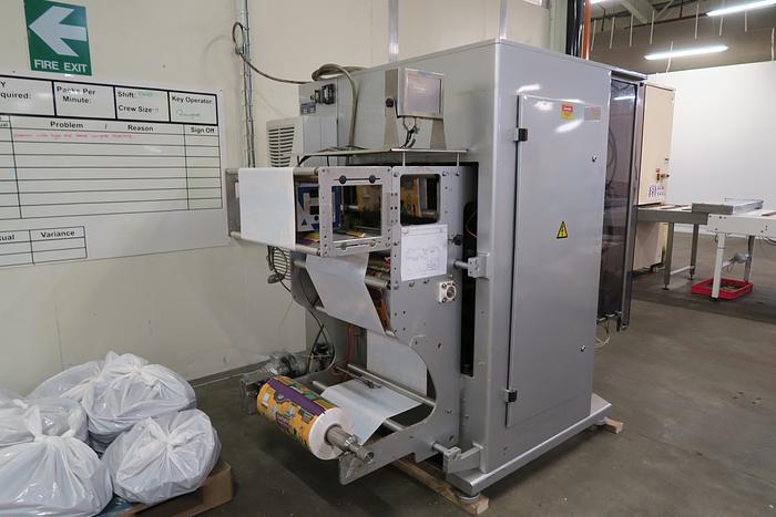MARMAK BAGGING LINE, vertical form fill seal