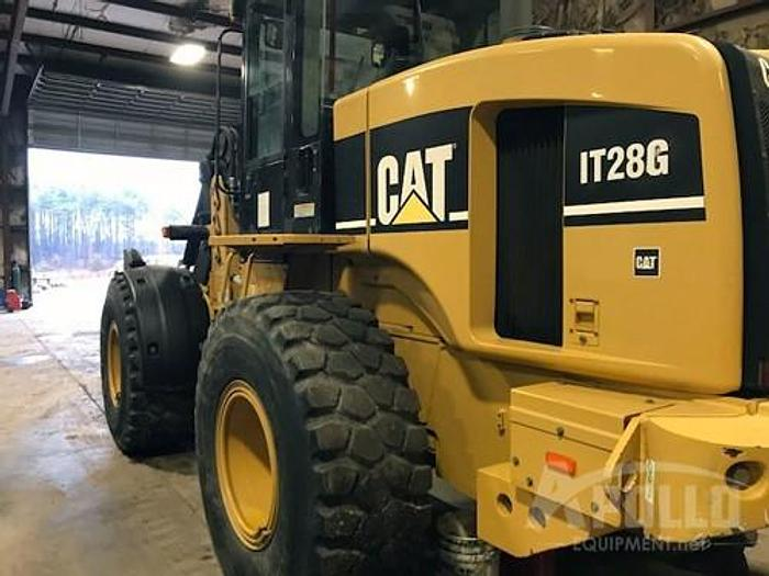 Used 2003 Caterpillar IT28G Wheel Loader