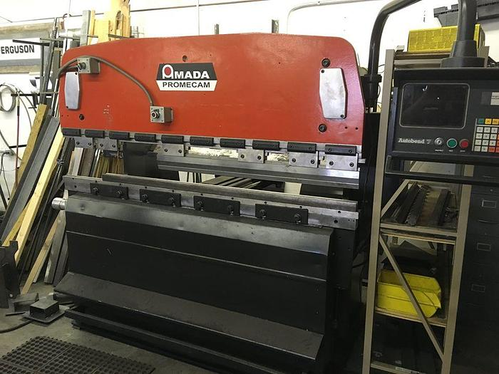 Used 1993 88 Ton Amada RG-50 CNC Press Brake
