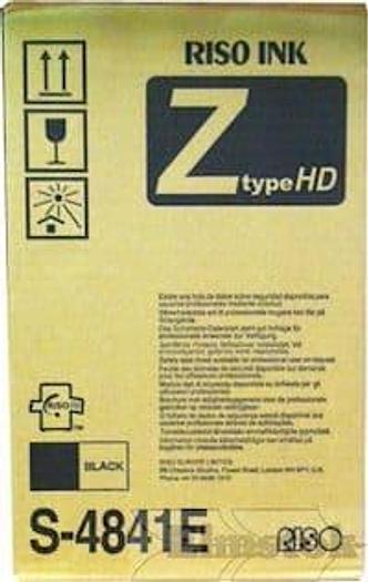 RZ Riso HD Black Ink S-4841 E