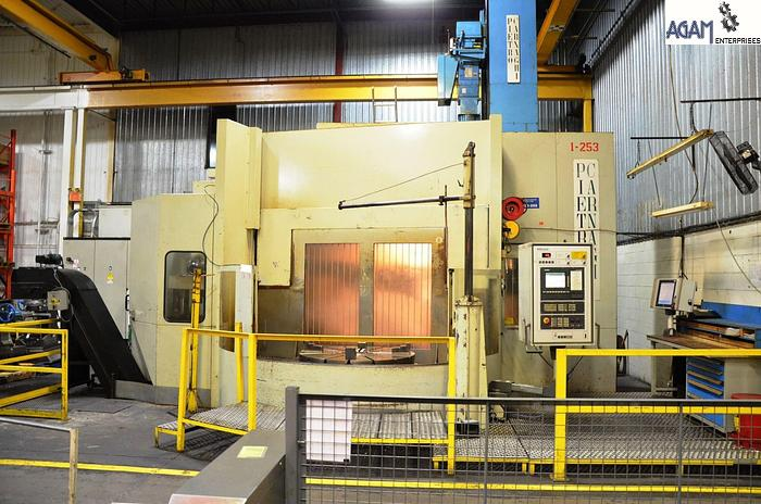 Used Pietro Carnaghi ATF-14 TM CNC Vertical TurnMill Center