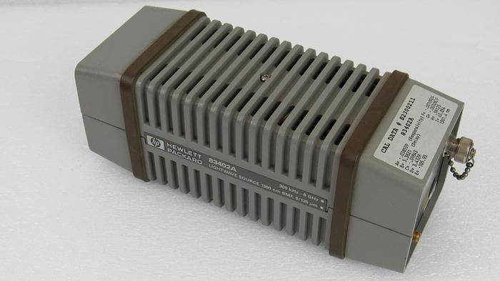 Used Agilent Technologies (HP) 83402A / 012