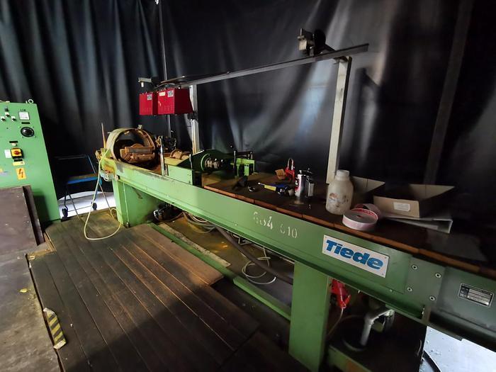 Gebraucht Rissprüfmaschine  TIEDE UNIVERSAL 260 SW