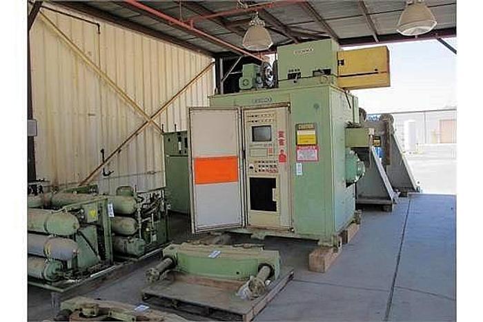 Used 550,000 POUND SCHENCK MDL. H11T ROLL BALANCING MACHINE