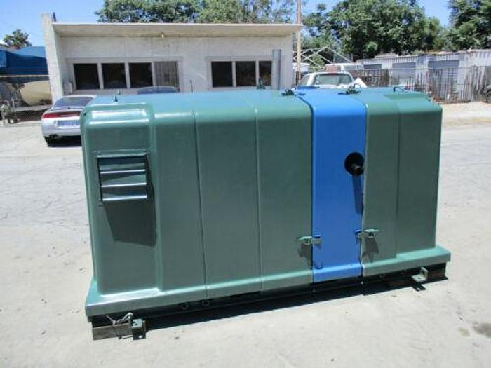 Used THERMO ELECT 60 KW HOT WATER GENERATION MODULE / PORTABLE NATURAL GAS GENERATOR