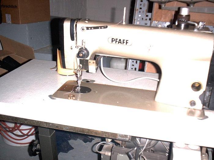 Gebraucht Schnellnäher m. Obertransport PFAFF  Kl. 487