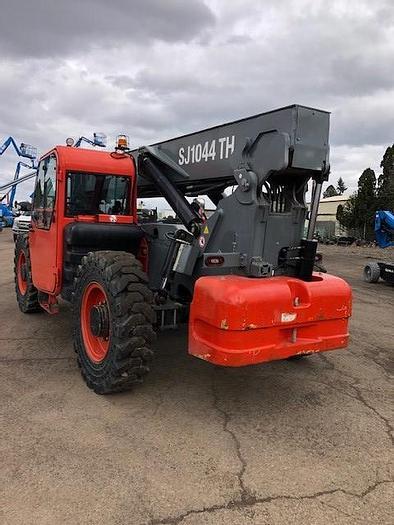 Used 2017 SKYJACK SJ1044 TH 4WD Diesel Telehandler