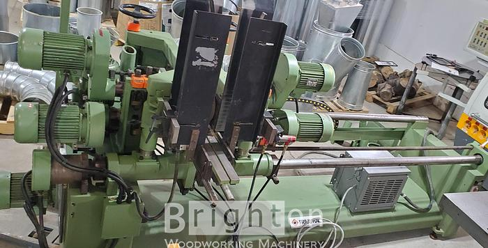 Used 1994 Friulmac FN5 , 1800 Used Double End Tenoner