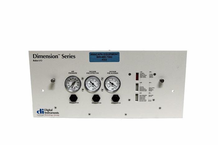 Used Veeco Bruker Digital Instruments 840-001-817 Dimension Series Robot I/O (4322)