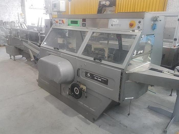 Usado Encartuchadora Automática - BA400
