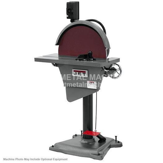 JET J-4421-4 Disc Grinder 440V 3Ph 577011