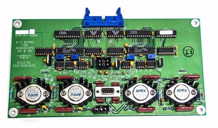 Used Digital inst. X-Y Board for Nanoscope 3A & 3M N3A-XY-9209 311-000-057 REV B 4199
