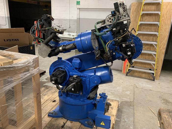 MOTOMAN ES165N 6 AXIS CNC ROBOT 165KG X 2651MM