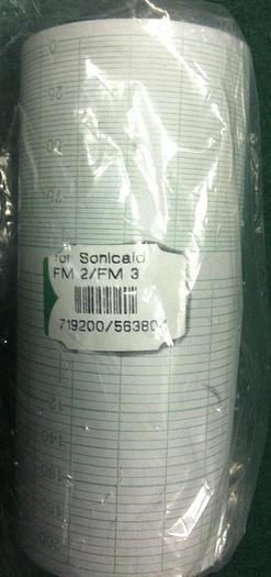 Gebraucht Papier für Doppler Fetal Monitor Sonicaid Huntleigh FM 1 2 3 719299/563804