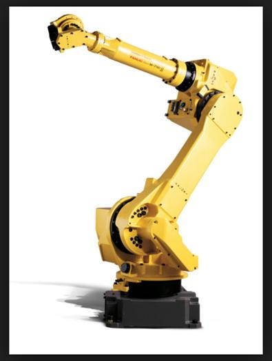 FANUC M710/iC50 6 AXIS CNC ROBOT WITH R30iA CONTROLLER